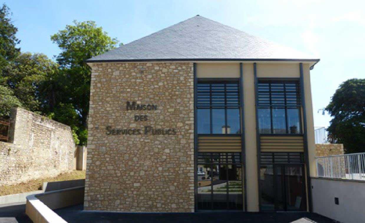 Information sur les formations et l'emploi à Valognes