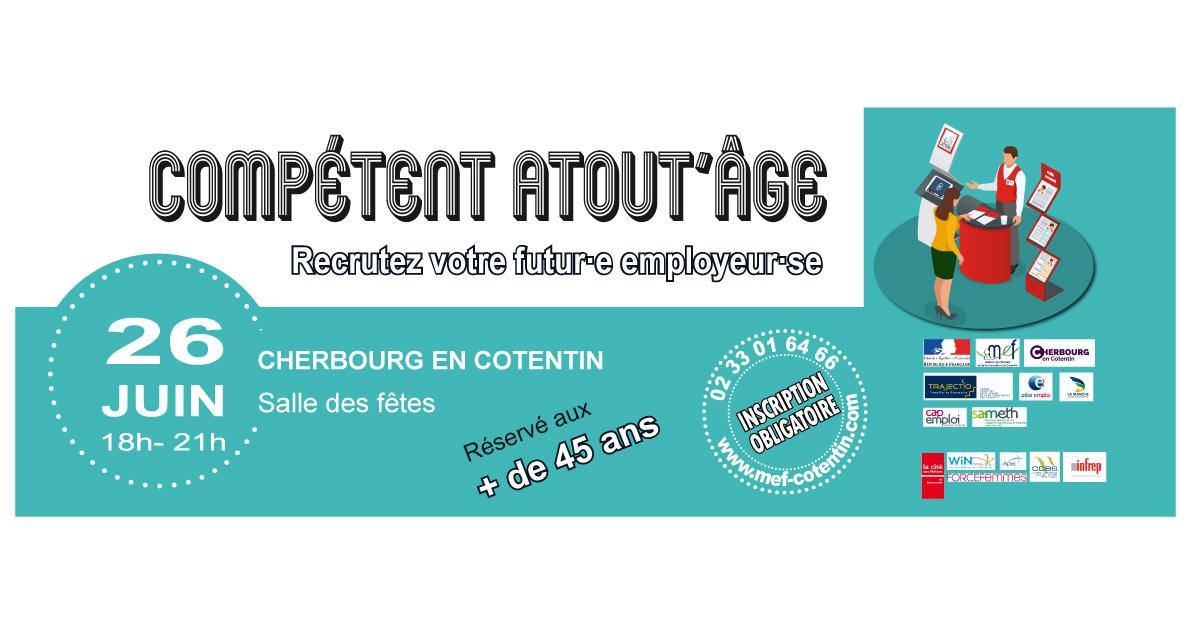 Bilan Forum Inversé Seniors Cherbourg-en-Cotentin